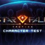 STARFALL TACTICS: INIZIATO IL CHARACTER TEST PER QUESTO WARGAME MMO