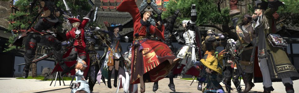 FINAL FANTASY XIV: OGGI INIZIA L'EARLY ACCESS DI STORMBLOOD, ECCO LE PATCH NOTES
