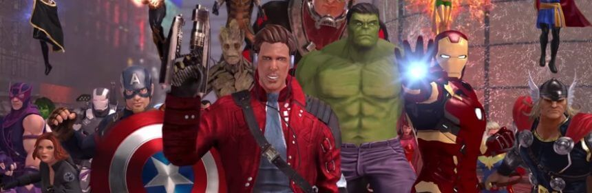 MARVEL HEROES OMEGA: OPEN BETA SU PS4, ECCO IL TRAILER DI LANCIO