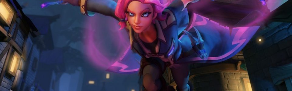 PALADINS ORA DISPONIBILE SU PLAYSTATION 4 E XBOX ONE