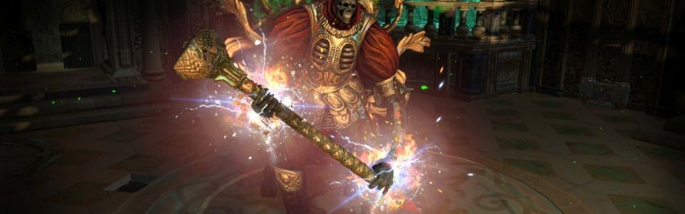 PATH OF EXILE: IN ARRIVO LA BETA DI FALL OF ORIATH
