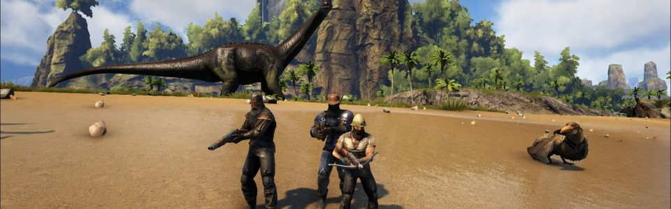 ARK SURVIVAL EVOLVED USCIRA' L'8 AGOSTO PER PC, PS4 E XBOX ONE