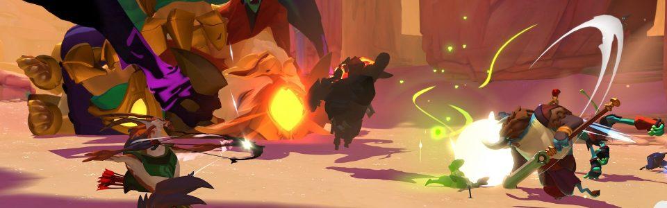 Perfect World chiude Motiga e Runic Games, gli studi di Gigantic e Torchlight