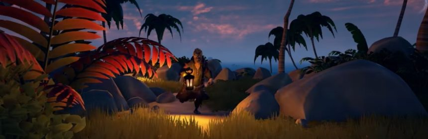 SEA OF THIEVES IN USCITA A INIZIO 2018, NUOVO VIDEO GAMEPLAY