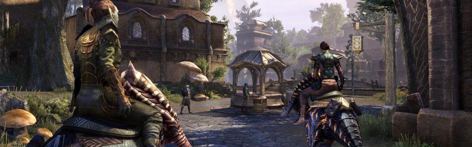 The Elder Scrolls Online è giocabile gratis e scontato del 60%