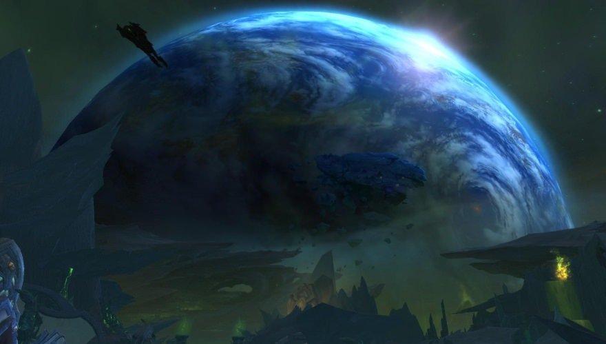 World of Warcraft patch 7.3