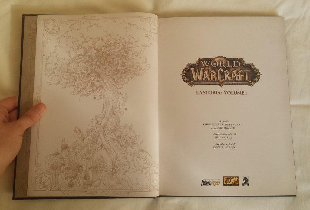 world of warcraft la storia world of warcraft chronicle