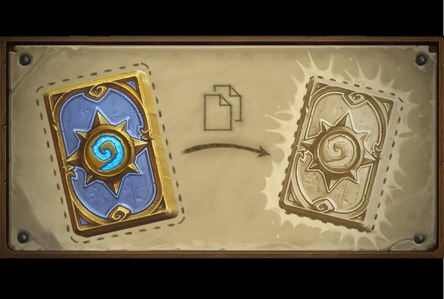 Hearthstone patch 8.2