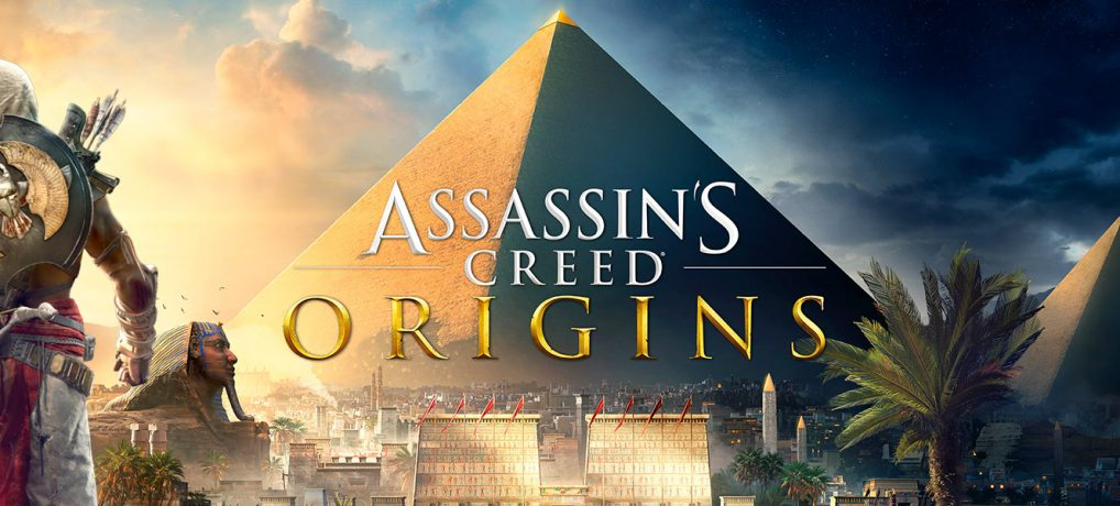 ASSASSIN'S CREED ORIGINS – ANTEPRIMA