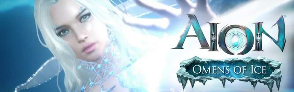 AION: È IN ARRIVO LA PATCH 5.6, OMENS OF ICE
