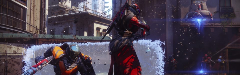 DESTINY 2: STASERA INIZIA L'OPEN BETA PS4 E XBOX ONE