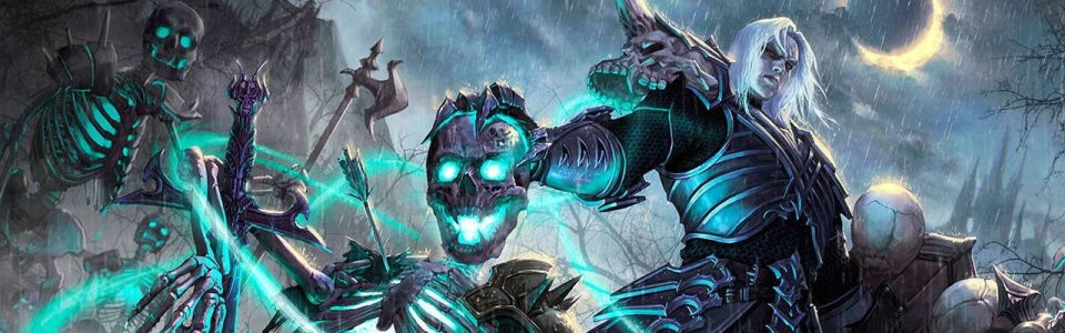 diablo 3 negromante Diablo III Negromante