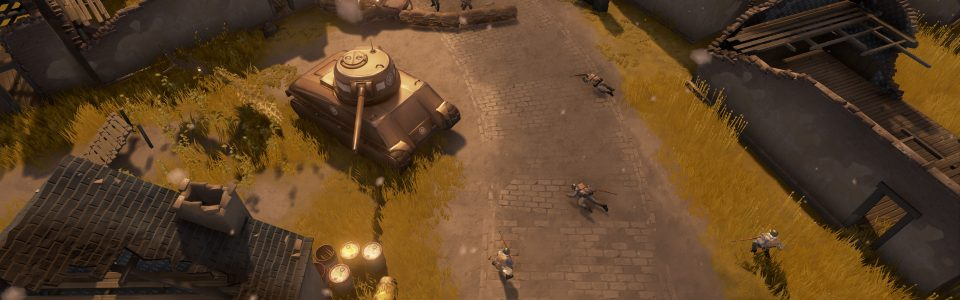FOXHOLE: UN NUOVO MMO STRATEGICO ARRIVA IN EARLY ACCESS SU STEAM