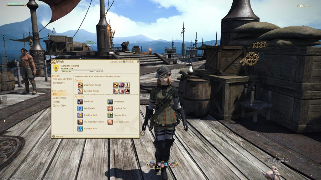 Final Fantasy XIV Stormblood recensione