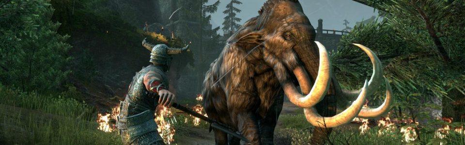 THE ELDER SCROLLS ONLINE: SVELATI I DETTAGLI SUL DLC HORNS OF THE REACH