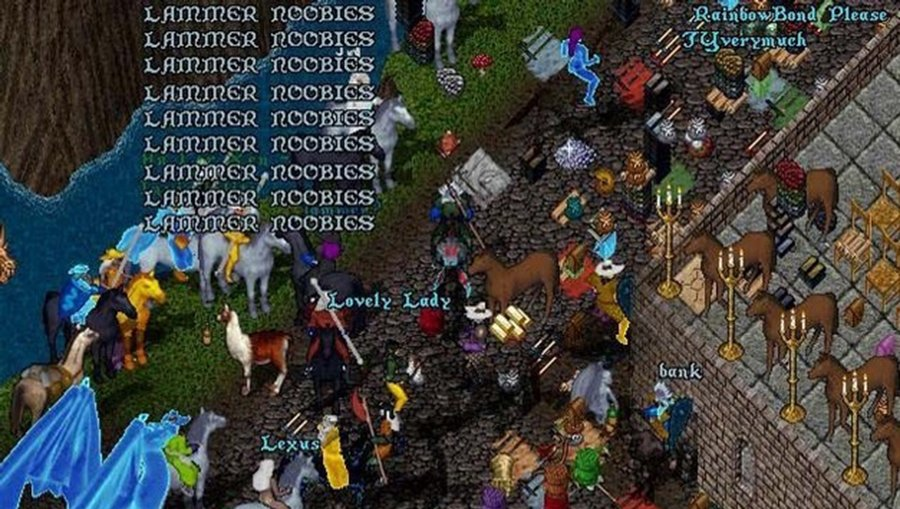 ultima online mmo-perle