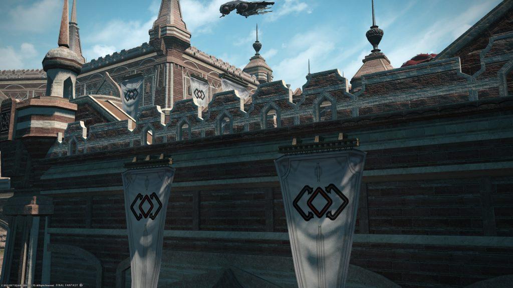 Final Fantasy XIV Stormblood recensione