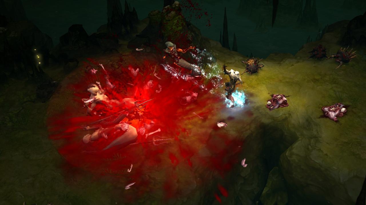 diablo 3 negromante Diablo III Esplosione Negromante