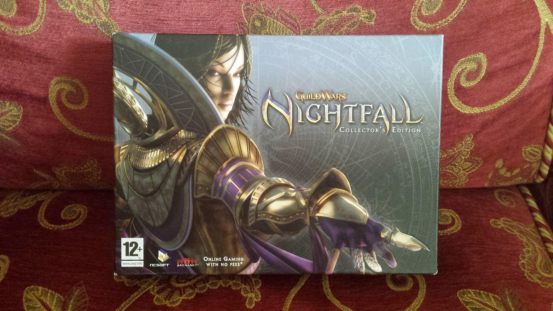 Guild Wars Nightfall.