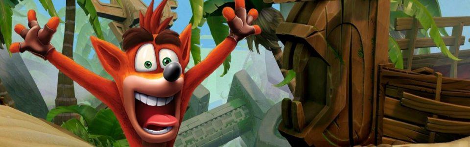 Crash Bandicoot N. Sane Trilogy – Recensione