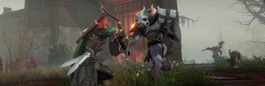 CROWFALL: NUOVO CINEMATIC TRAILER DALLA GAMESCOM