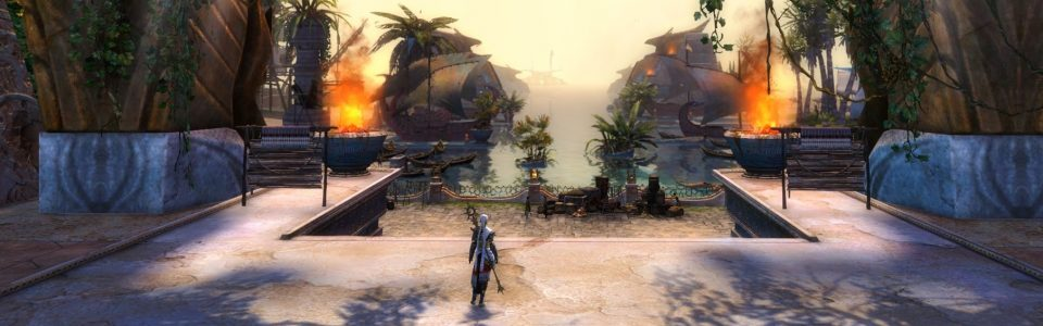 GUILD WARS 2: PATH OF FIRE – ANTEPRIMA