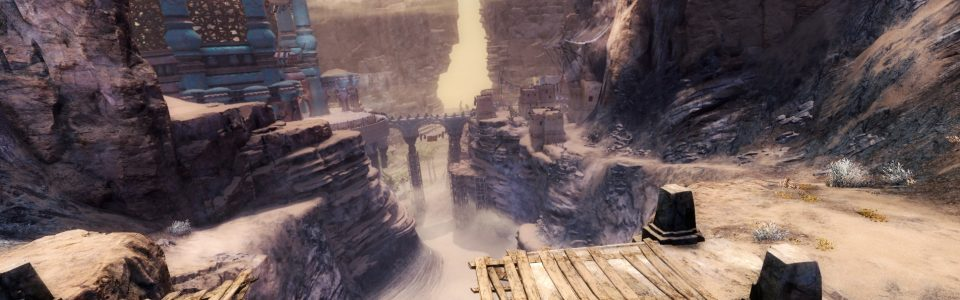GUILD WARS 2 PATH OF FIRE: VIDEO PER ELONA, LE MOUNT E LE ELITE SPEC
