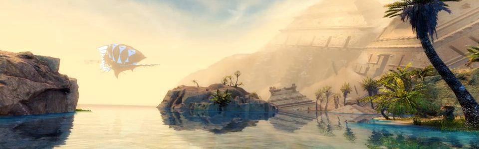 GUILD WARS 2: INIZIATO L'EVENTO OPEN BETA DI PATH OF FIRE