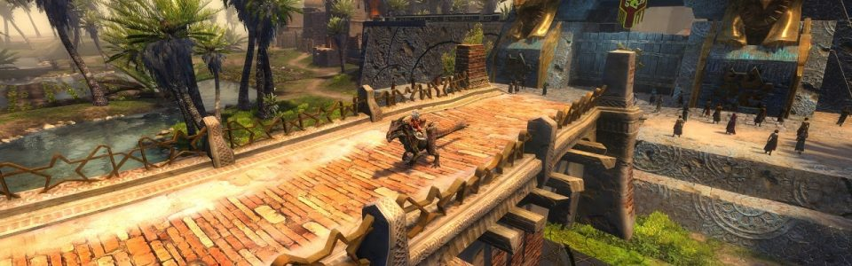 STASERA STREAMING DI GUILD WARS 2: PATH OF FIRE