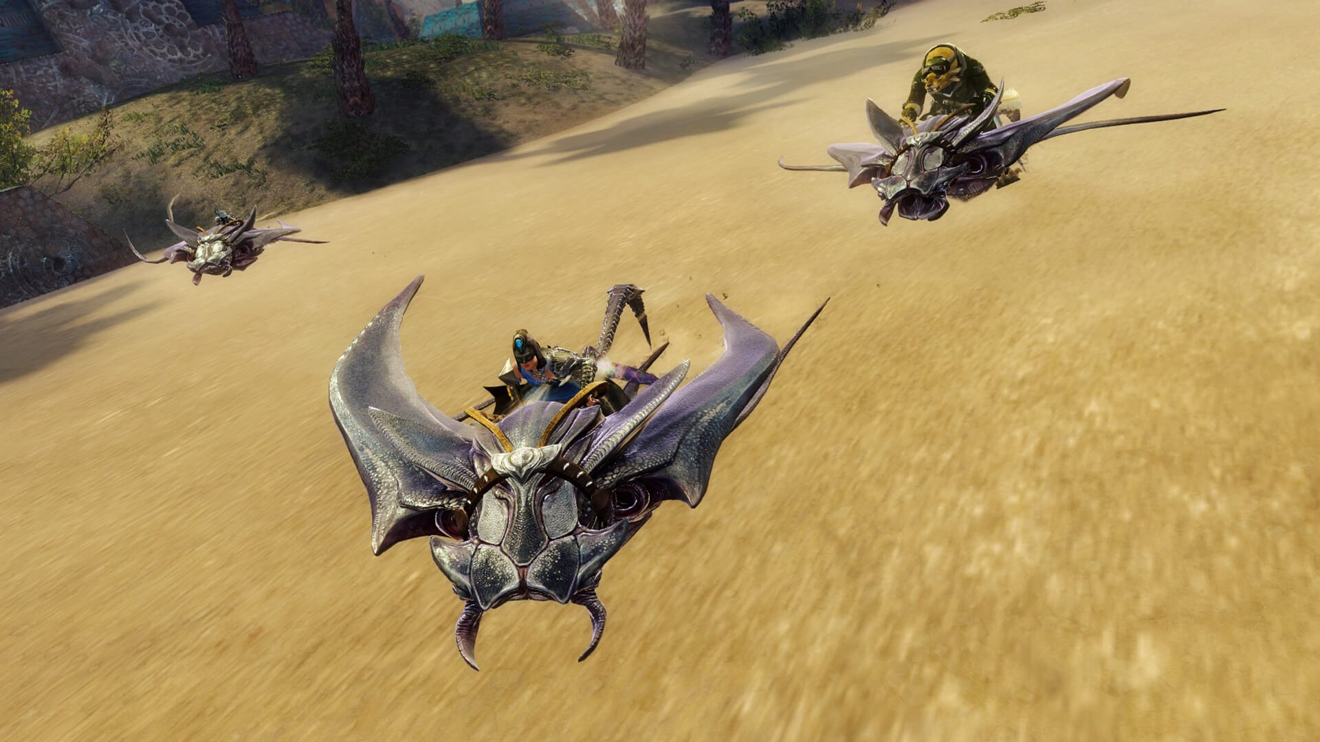 Guild Wars 2 Path of Fire MMOscar 2017 oscar mmo.it migliori MMO