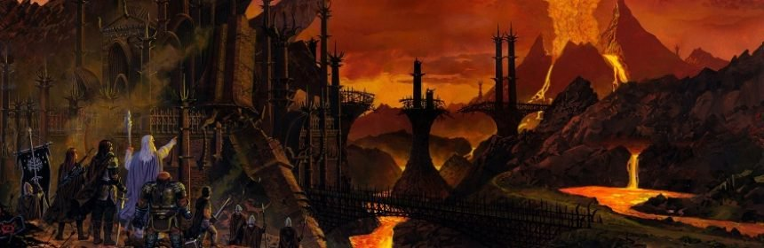LORD OF THE RINGS ONLINE: MORDOR ARRIVERA' DOMANI