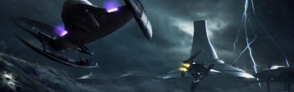 STAR WARS BATTLEFRONT II: NUOVO VIDEO GAMEPLAY, SVELATE LE BATTAGLIE SPAZIALI