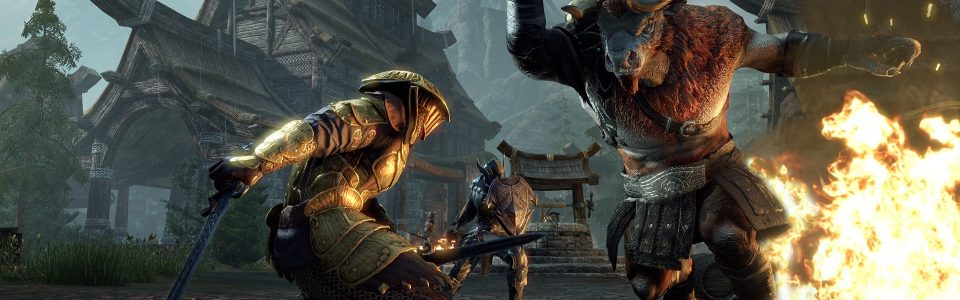 THE ELDER SCROLLS ONLINE: DISPONIBILE IL DLC HORNS OF THE REACH