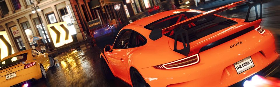The Crew 2: weekend di prova gratuita e sconto del 70%
