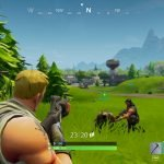 FORTNITE: ORA DISPONIBILE LA MODALITA' BATTLE ROYALE