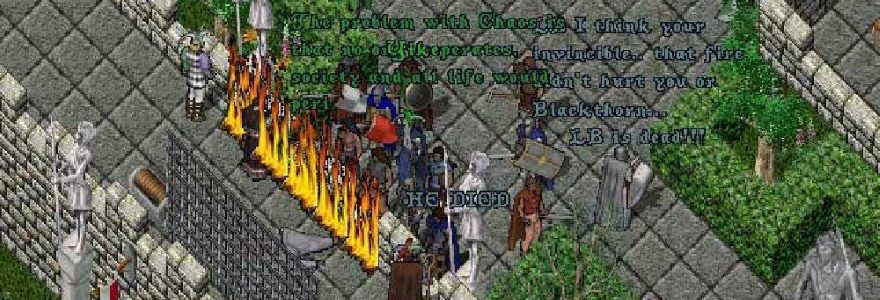 Ultima Online: L'assassinio di Lord British – Speciale
