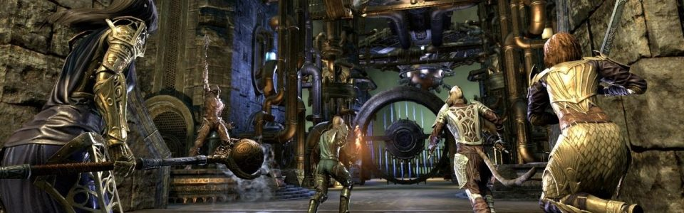 THE ELDER SCROLLS ONLINE: CLOCKWORK CITY DISPONIBILE SUL PTS, ECCO LE PATCH NOTES