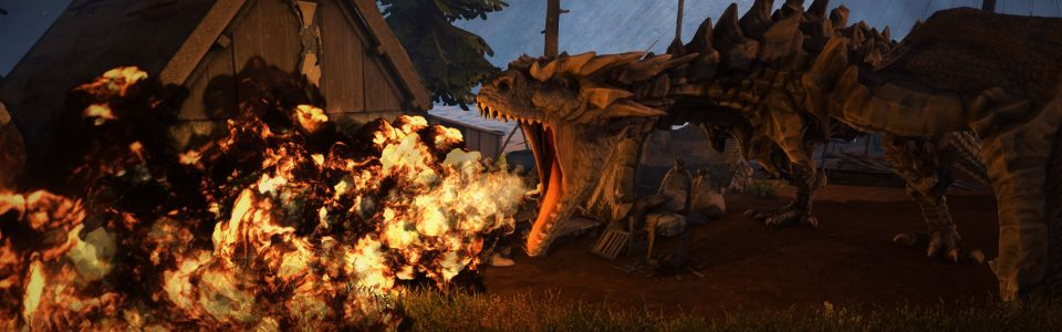 VALNIR ROK: NUOVO SURVIVAL RPG VICHINGO IN EARLY ACCESS SU STEAM