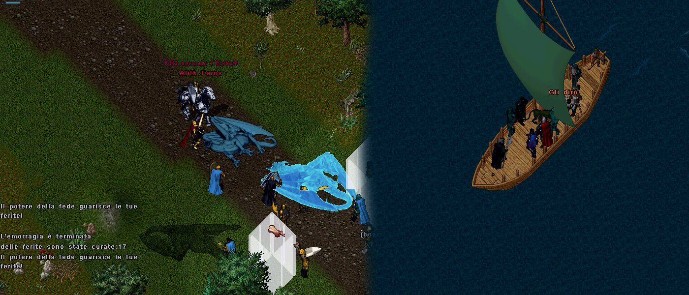 ultima online the miracle caccia