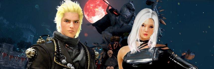 Black Desert Online: Evento di Halloween e nuova patch