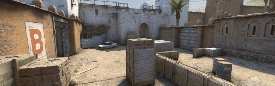 CS:GO: DISPONIBILE IN BETA LA NUOVA VERSIONE DI DUST2