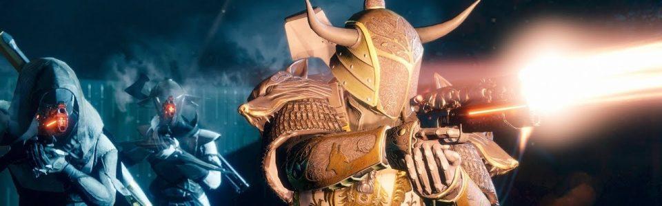 Destiny 2: Trailer e data di uscita per la prima espansione, La Maledizione di Osiride