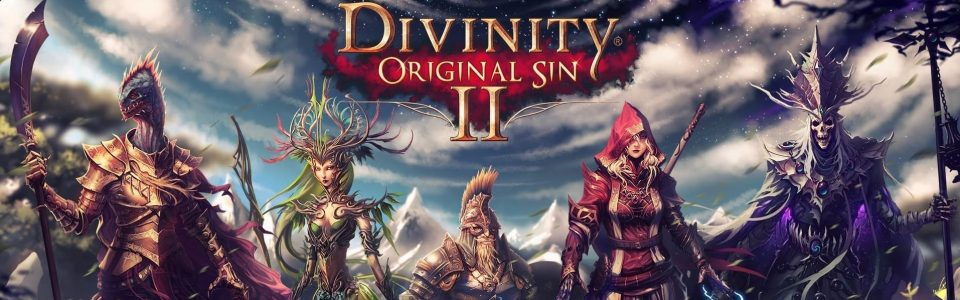 Divinity Original Sin 2 recensione steam