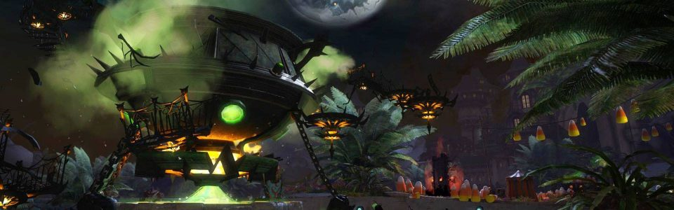GUILD WARS 2: IN ARRIVO L'EVENTO DI HALLOWEEN