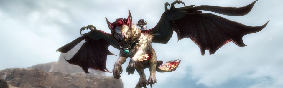 GUILD WARS 2: SVELATA LA QUINTA MOUNT DI PATH OF FIRE, IL GRIFONE. ECCO COME PRENDERLA
