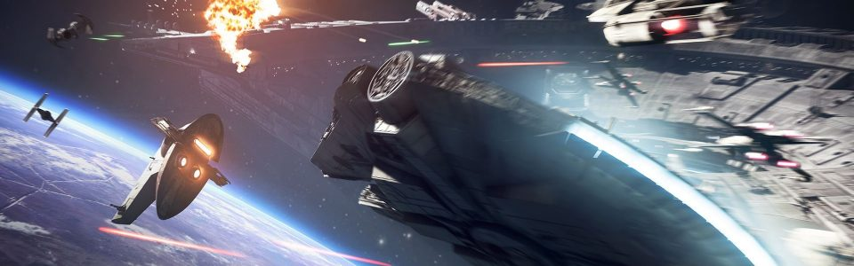 STAR WARS BATTLEFRONT II: INIZIATA L'OPEN BETA, NUOVI VIDEO GAMEPLAY