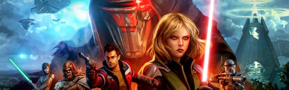 SWTOR: Rise of the Hutt Cartel e Shadow of Revan riscattabili gratis