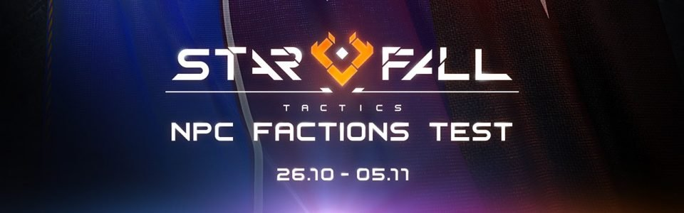 STARFALL TACTICS: FACTION TEST IN ARRIVO PER QUESTO WARGAME MMO