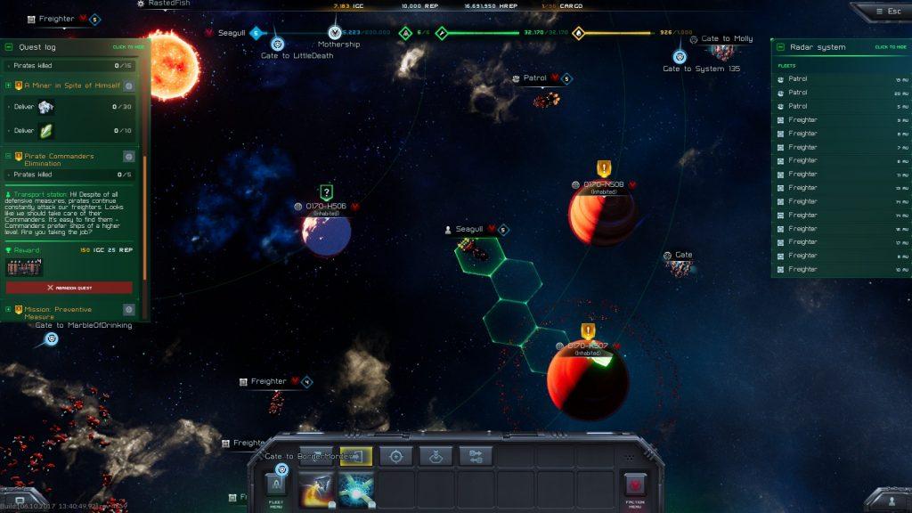 Starfall Tactics steam mmo