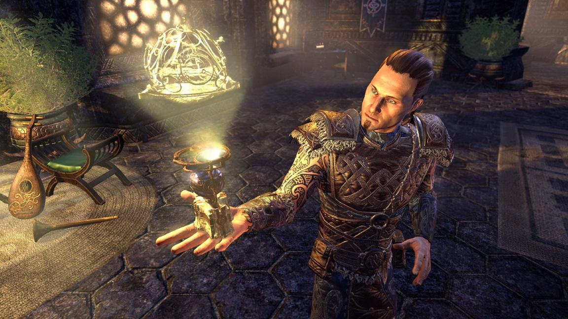 the Elder Scrolls Online clockwork city